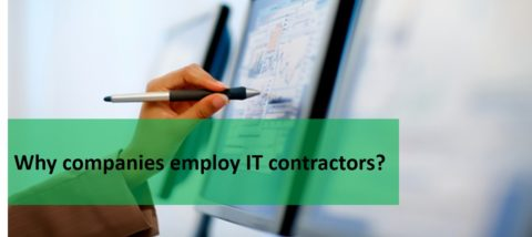 Why companies employ IT contractors – A contractor's view